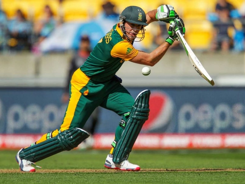World Cup 2015: All-Round Show from AB de Villiers Helps South Africa Crush UAE to Reach Quarters