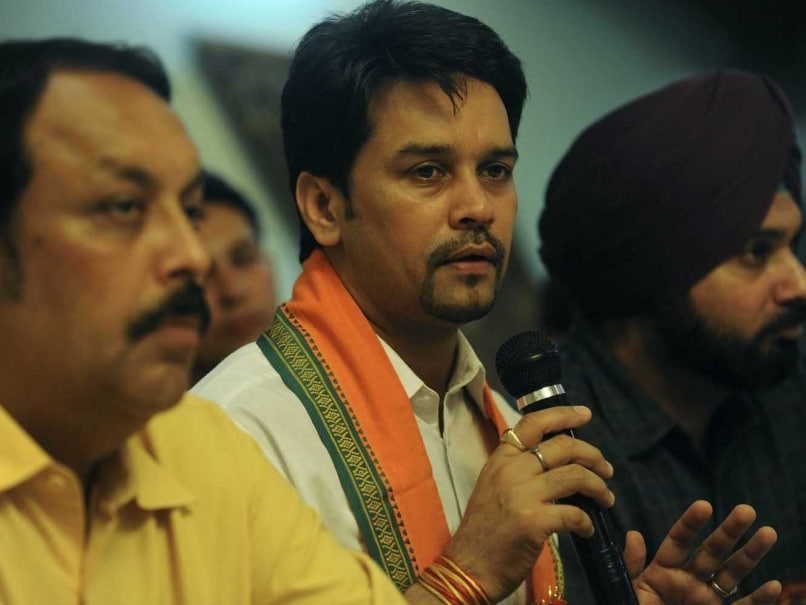Time to Give BCCI a New Image: Anurag Thakur, BCCI Secretary