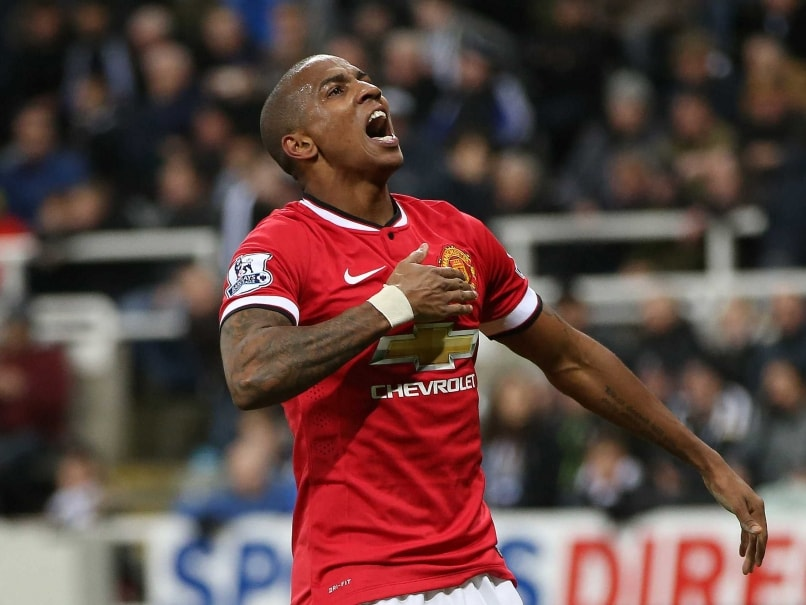EPL: Ashley Young Strike Helps Manchester United Beat Newcastle