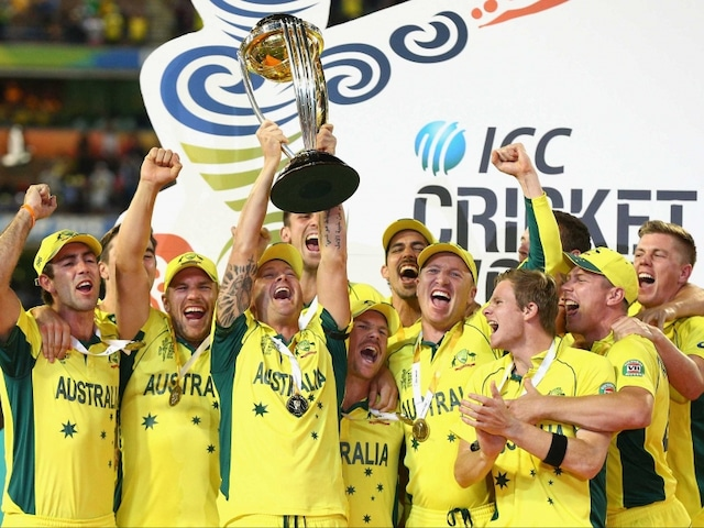 ICC World Cup Most Watched Event on Indian Television
