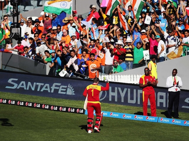 World Cup 2015: Emotional Brendan Taylor Ready to Move on From Zimbabwe