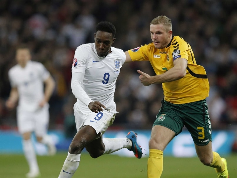 Injured England Striker Danny Welbeck Out of Italy Friendly