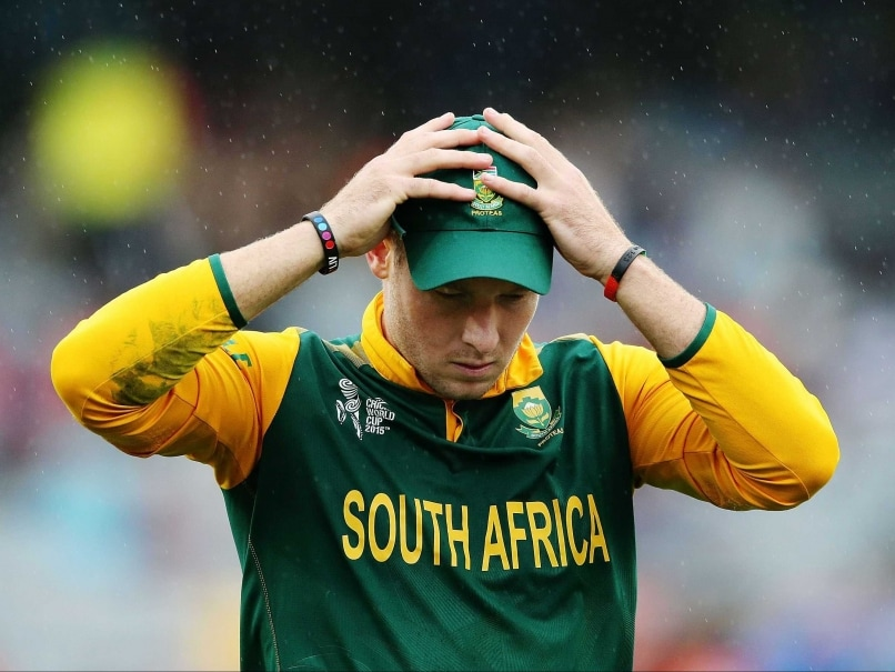 World Cup 2015: South Africas Shine Wearing off Down Under