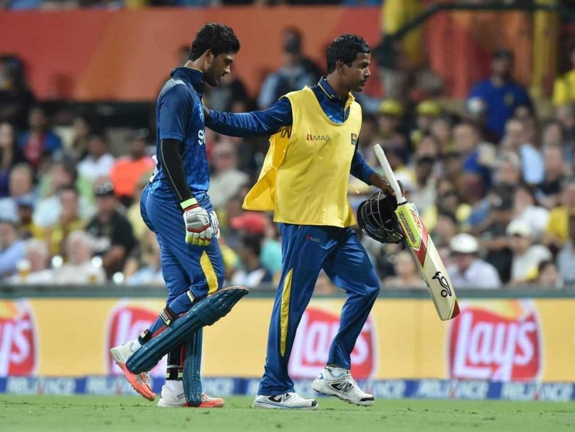 World Cup: Sri Lanka Call-Up Kusal Perera to Replace Injured Dinesh Chandimal