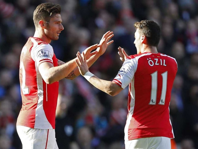 EPL: Arsenal Climb to 3rd Spot, Liverpool Hit Manchester City