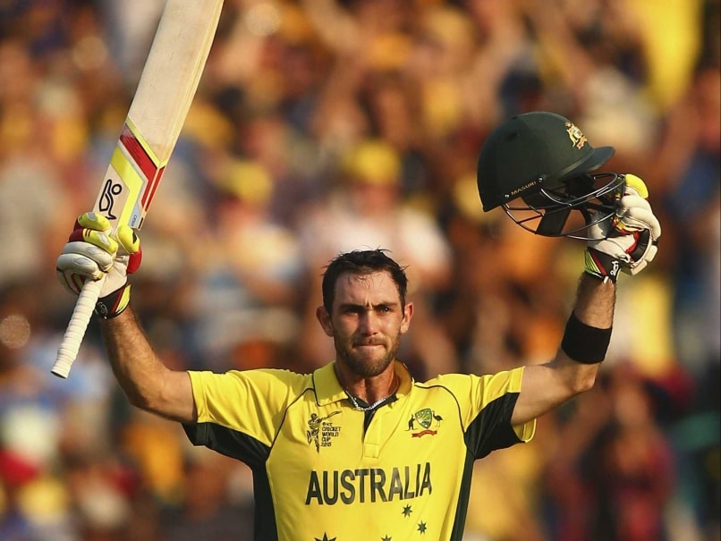 Cricket World Cup 2015: Glenn Maxwell Reminds India of Their Recent ...