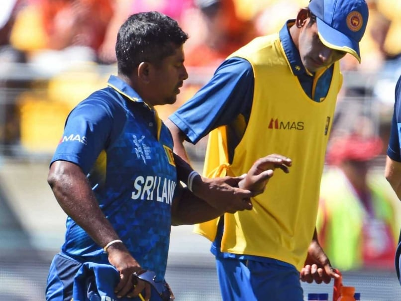 World Cup: Muttiah Muralitharan Pleads for Rangana Herath Recovery Time