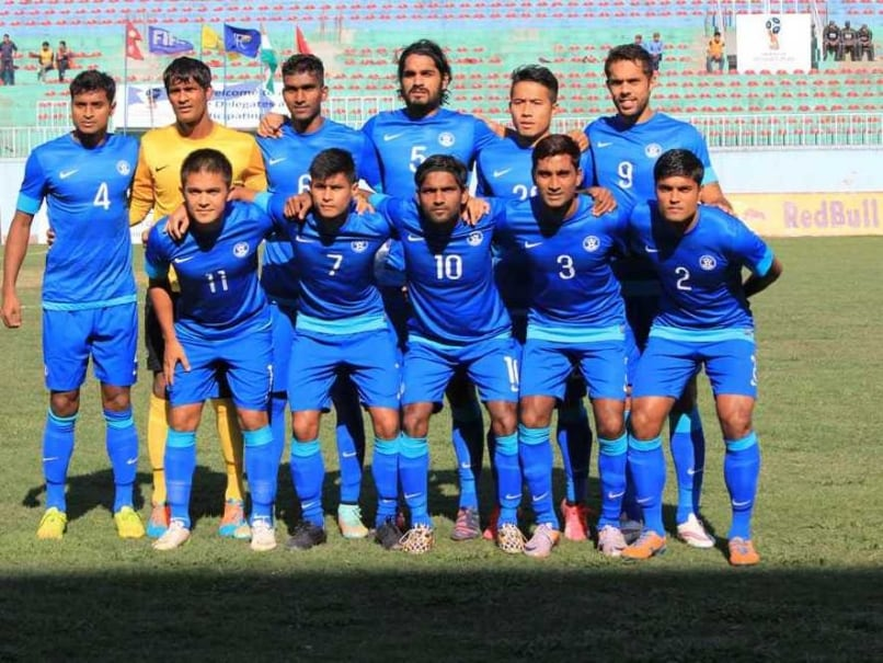 FIFA 2018 World Cup Qualifier: Arnab Mondal to Lead Cautious India Against Oman