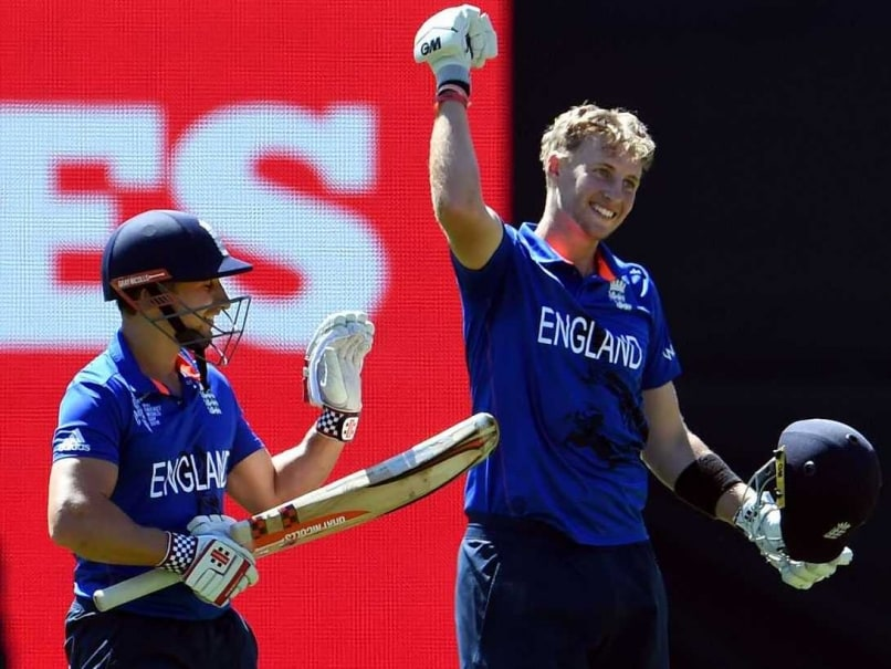 Joe Root Youngest England Batsman to Make World Cup Hundred