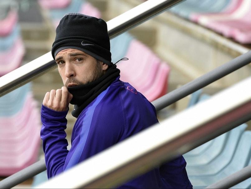 Barcelona Suffer Jordi Alba Injury Blow