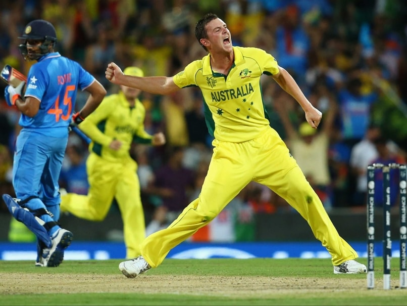 Josh Hazlewood vs India