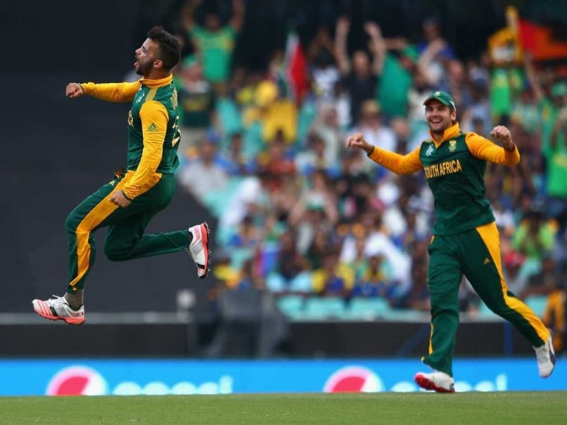 JP Duminy Becomes First South African to Claim World Cup Hat-Trick