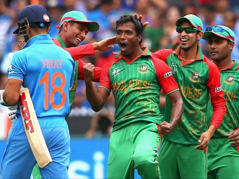India vs Bangladesh ODIs: Mashrafe Mortaza Counts on Rubel Hossain