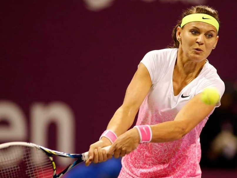 Lucie Safarova Sees off Victoria Azarenka for Qatar Title