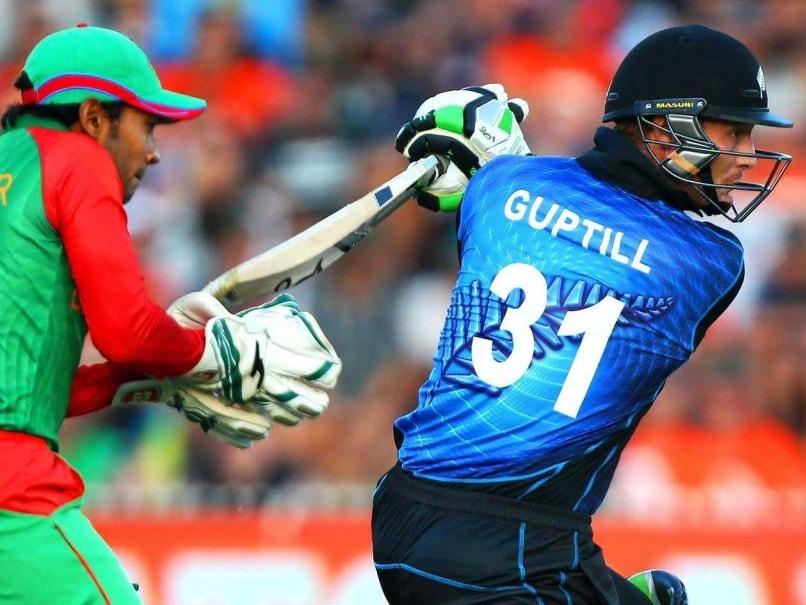 Martin Guptill Bangladesh