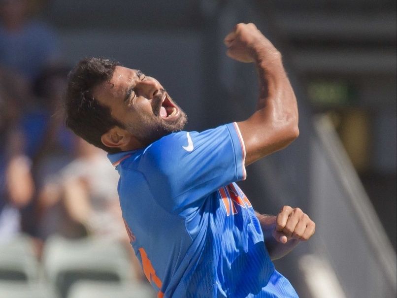 Cricket World Cup 2015: Mohammed Shami