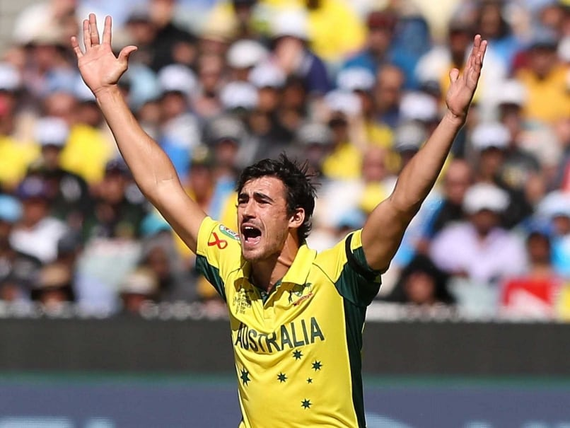 International Cricket Council Rankings Mitchell Starc On Top Of The World