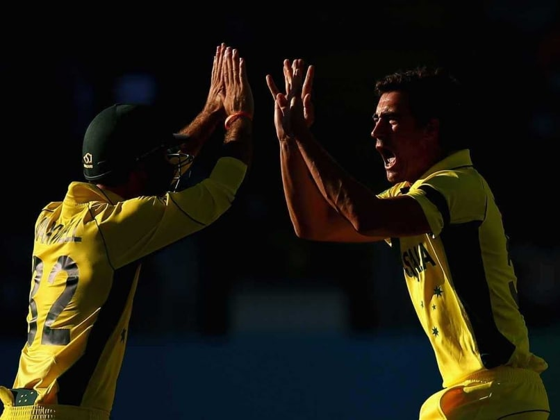 Mitchell Starc Wants to Repeat Blistering Form Against Afghanistan