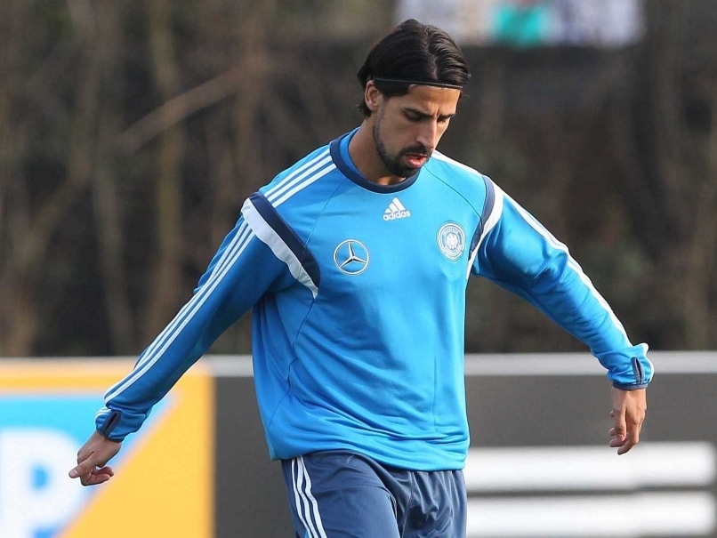 Juventus F.C. Midfielder Sami Khedira Sidelined for Up To Two Months