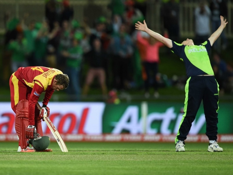 World Cup 2015: Zimbabwe Fume Over Controversial John Mooney Catch