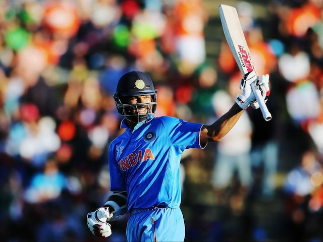 ICC World Cup 2015, Highlights: Ton-up Shikhar Dhawan Helps India Record Ninth Consecutive Win