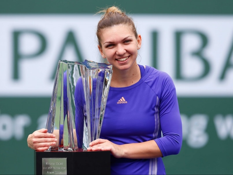 Simona Halep Beats Jelena Jankovic for Indian Wells Title