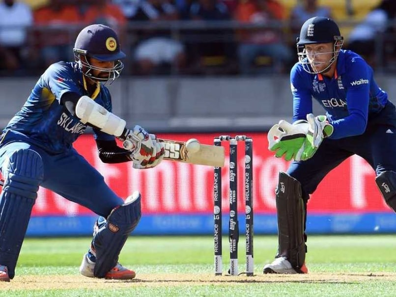 World Cup: Thirimanne, Sangakkara Tons Help Sri Lanka Crush England