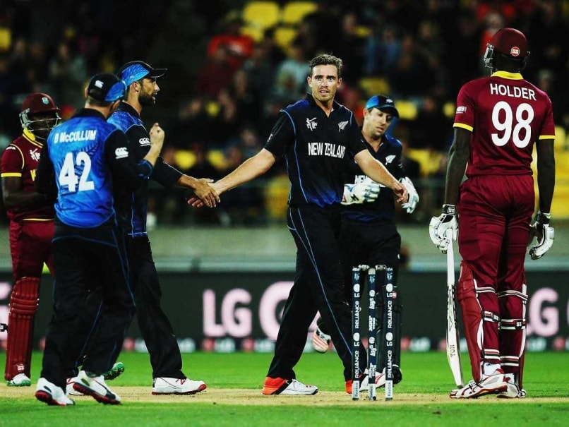 ICC World Cup 2015, Quarter-Final, Highlights: All-Round New Zealand Thrash West Indies, Face South Africa in Semis