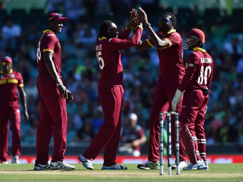 West indies face an uphill battle when they face defending champions