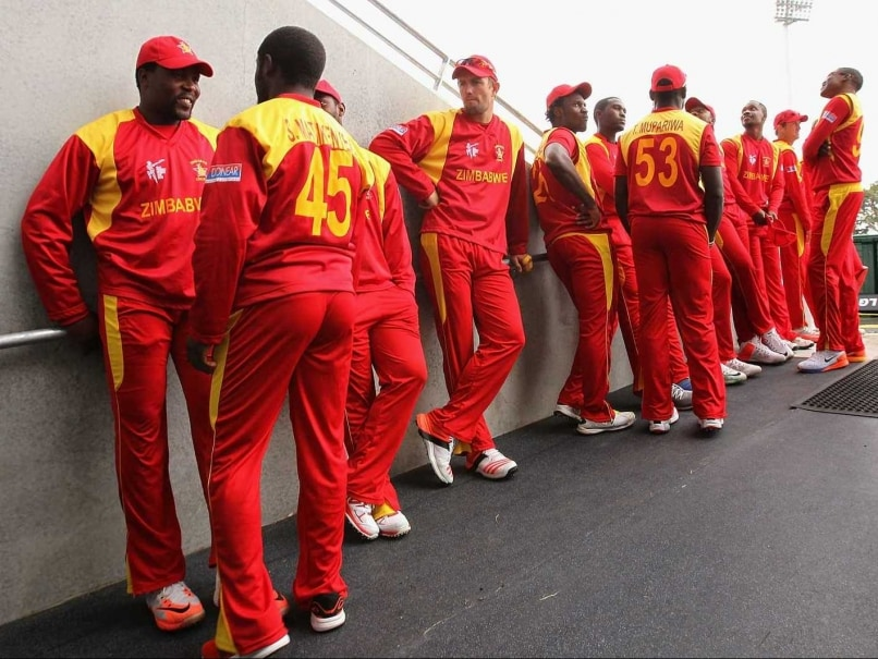 Zimbabwe team World Cup India