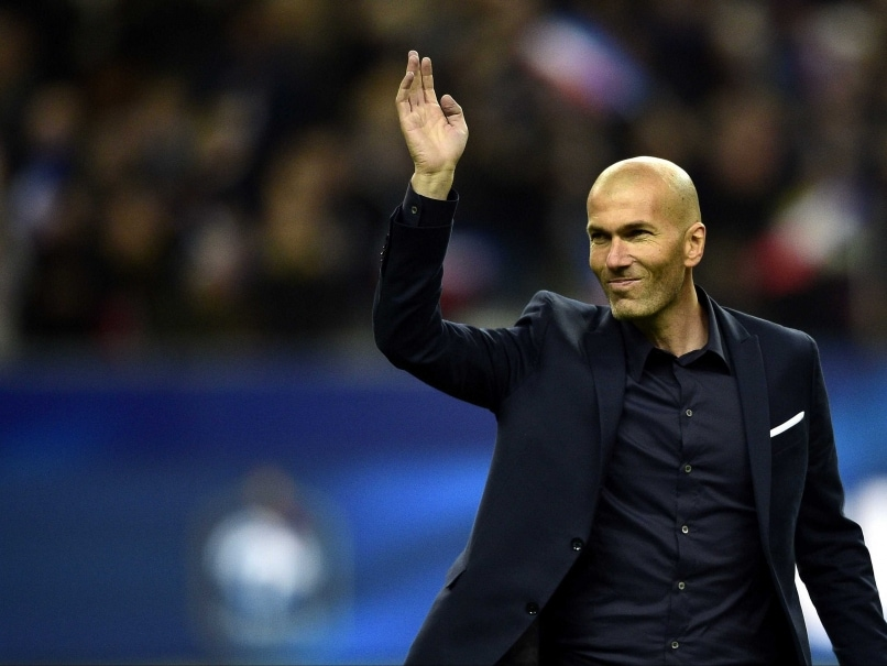 Zinedine Zidane Handed Baptism of Fire by Misfiring Real Madrid