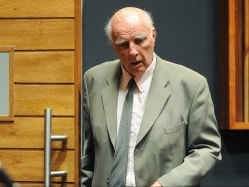 Tennis Legend Bob Hewitt Bailed in South Africa After Rape Conviction