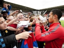 Man United New Boy Depay Wants to be World