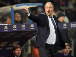 Despite Support, Under Pressure Real Madrid Coach Rafael Benitez Needs a Win