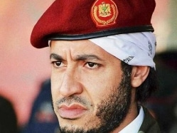 Gaddafi's Soccer-Loving Son Saadi Appears in Libyan Court on Murder Charges