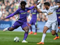 Manuel Pellegrini Backs Wilfried Bony to be Manchester City Success