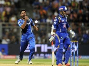 IPL 8: Dhawal Kulkarni Thanks Shane Watson, Shaun Pollock for Bowling Tips