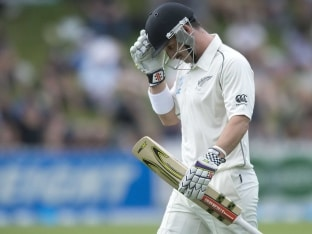 Hamish Rutherford Hits Form for New Zealand in Worcestershire Warm-Up