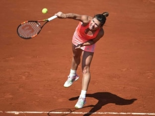 Mirjana Lucic-Baroni Stuns Simona Halep at French Open