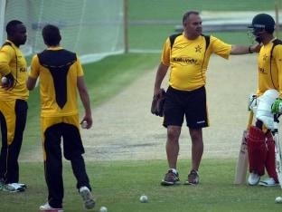 Zimbabwe Sack Dav Whatmore, Hamilton Masakadza Ahead of India Series
