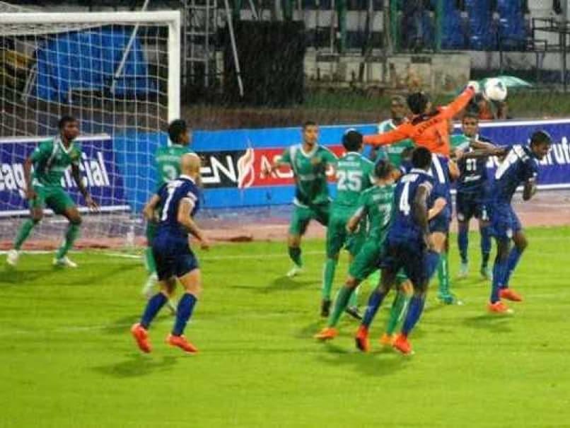 I-League: Bengaluru FC Strike Thrice to Rout Salgaocar