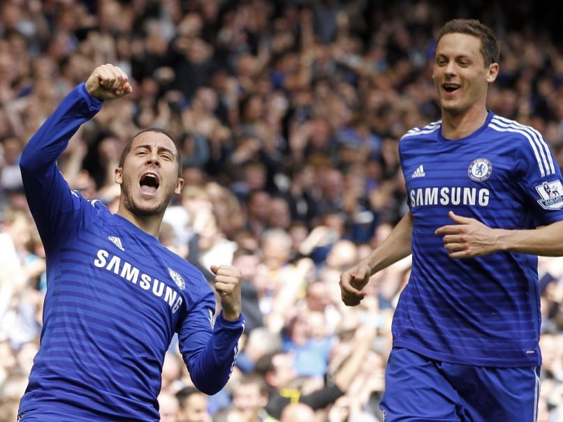 Chelsea FC Seal EPL 2014 15 Title