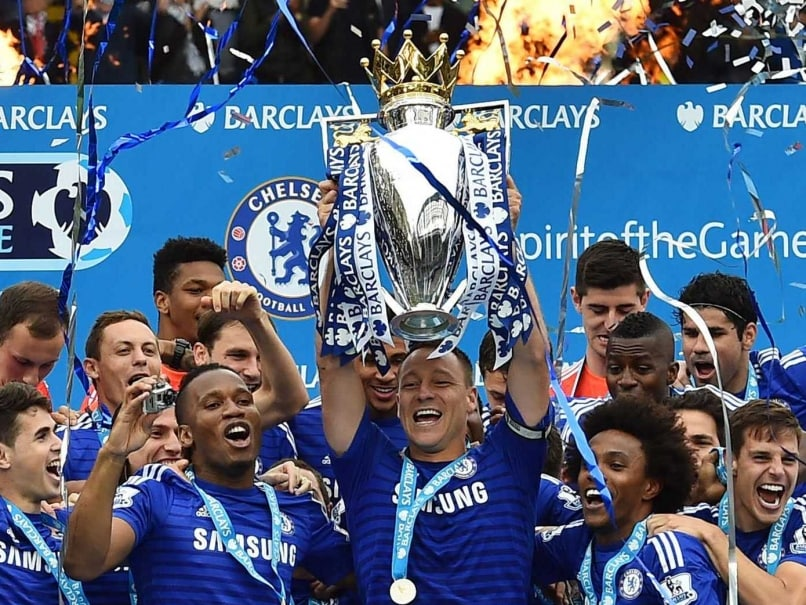 Chelsea F.C. End Season in Style, Departing Didier Drogba Saluted