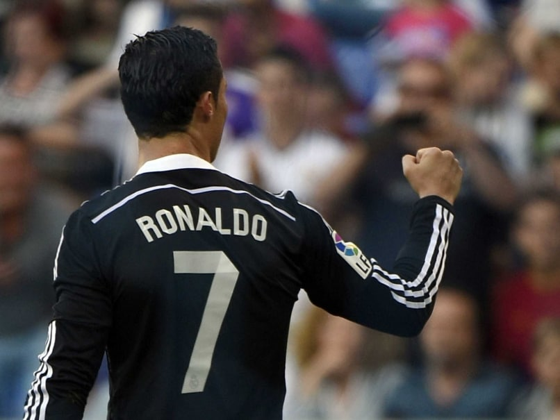 buy online 7207d b27ae Cristiano Ronaldo Nets Another Hat-Trick as Real Madrid Rout ...