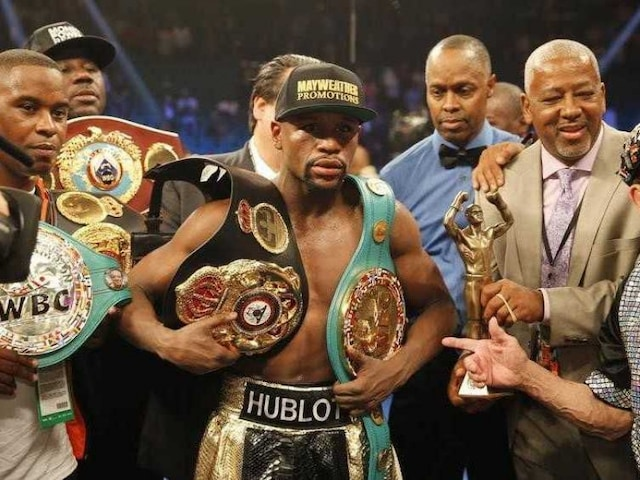 Floyd Mayweather Wants to Retire As The Best Ever