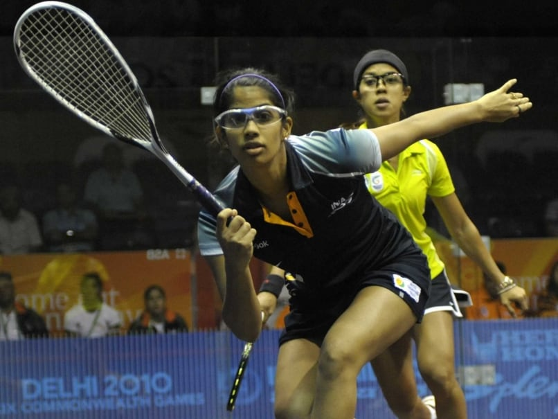 Joshna Chinappa Rises To 10th In PSA World Squash Rankings