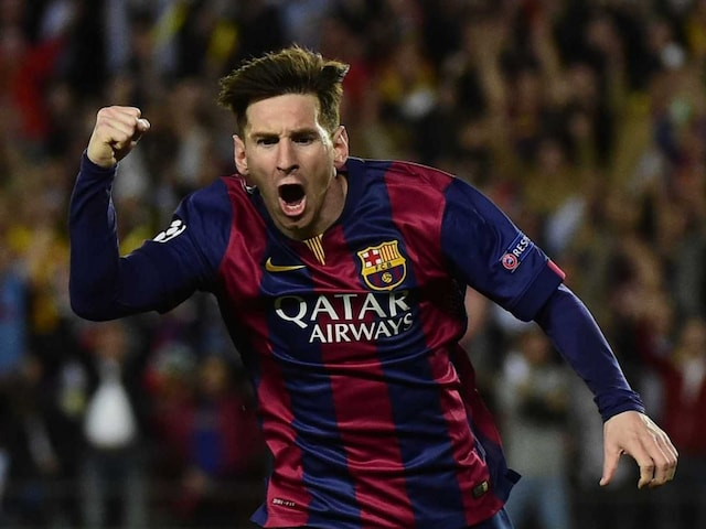 Barcelona Dominate La Liga Team of the Season