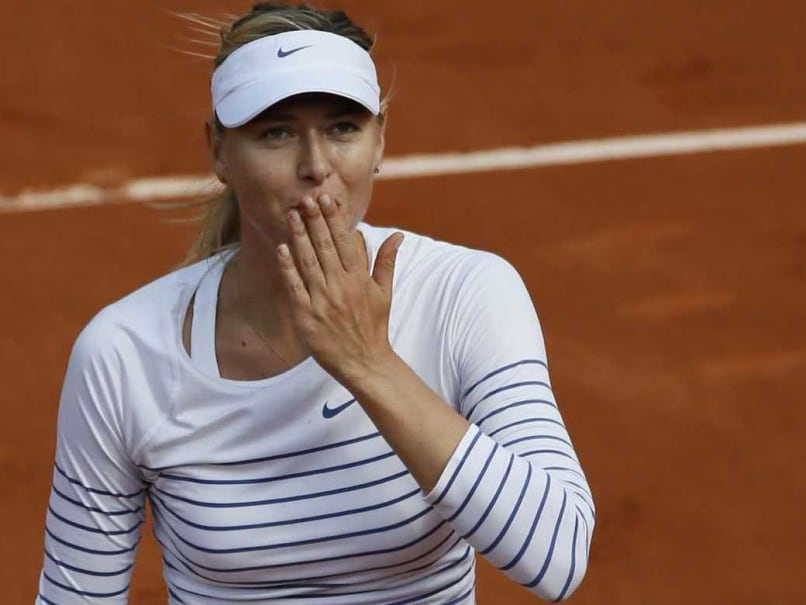 French Open: Maria Sharapova Marches Into Last 32, Sets Up Samantha Stosur Rematch