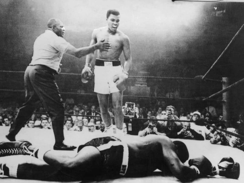 Fifty Years Later: The Mystery of Muhammad Alis Phantom Punch