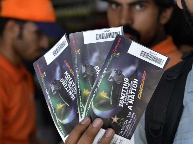 Pakistan Cricket Fans Lap Up Tickets for Home Series vs
